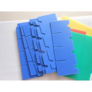 河北中空板厂家批发 中空板周转箱刀模 无锡塑料中空板厂