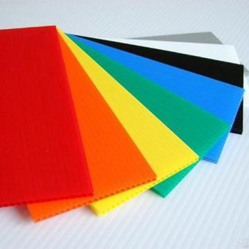 S型中空板 PP中空板 钙塑板 万通板 双壁板