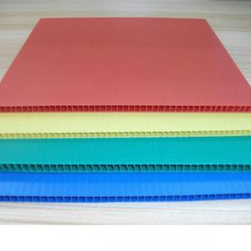 厂家生产通用性pc中空阳光板 10mm蜂窝高档阳光板 耐力板