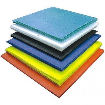 厂家直销中空板 电子箱包物流防静电折叠白色透明中空板