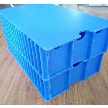 厂家直销 防水防静电pp中空板 无污染万通板 隔板 可折叠重复使用