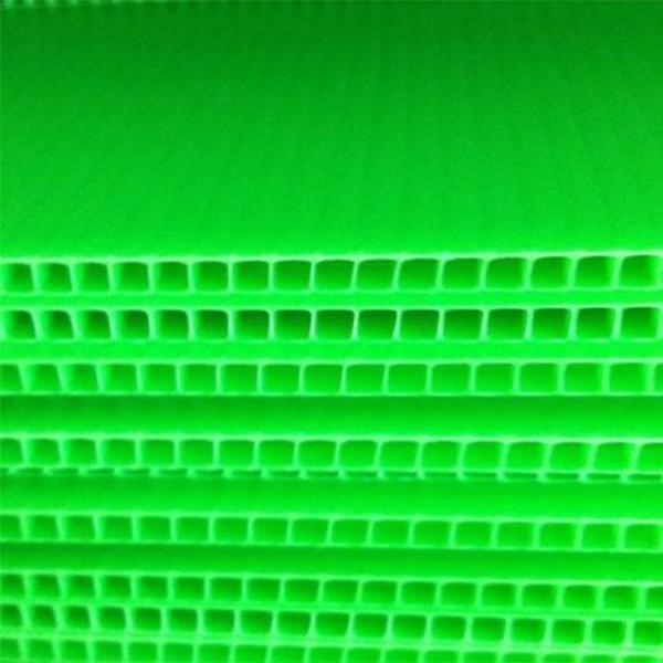 PC透明中空阳光板 聚碳酸酯 双层 乳白色 车棚雨棚温室大棚耐力板