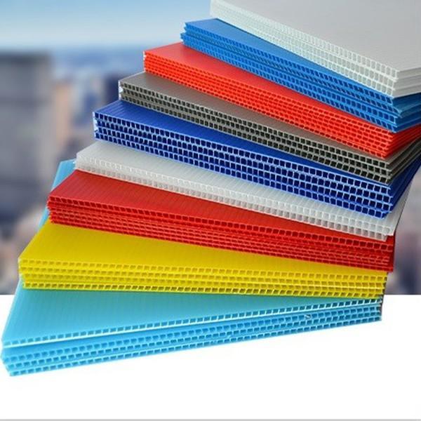 中空板物流箱规格 中空板物流箱厂家 中空板连盖周转箱