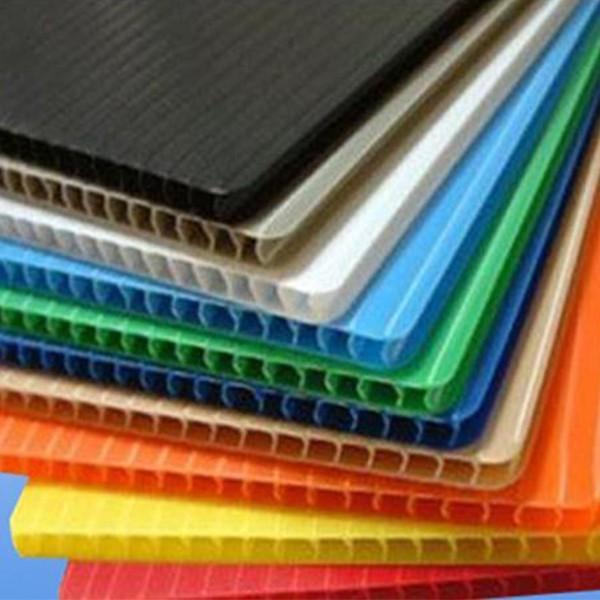 夹心板围挡 河北聚苯板 隔热板模具 彩色pc板