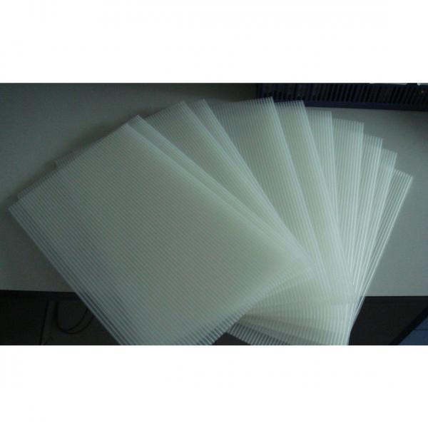 中空板 瓦楞板 pp塑料中空板 防静电中空板 中空板10mm6mm12m