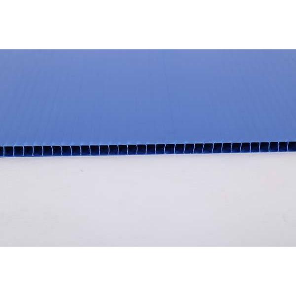 定制塑料中空板耐腐蚀环保绝缘聚丙烯pp中空板材厂家直销批发