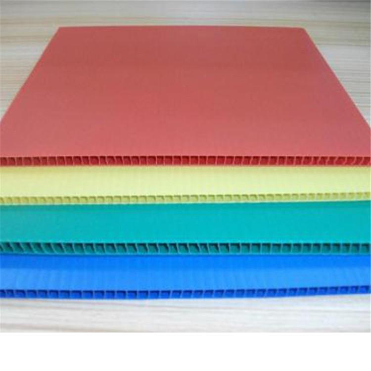 pp塑料瓦楞箱 塑料纸箱定做 防水防潮耐磨周转使用