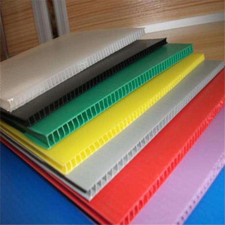塑料中空板在施工过程中需要注意的细节