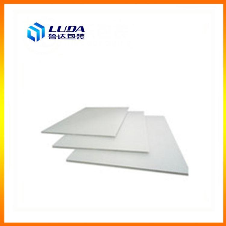 新型塑胶包装材料中空板的用途