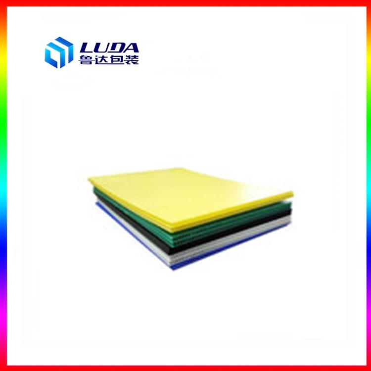 中空板(一种新型塑料包装材料)