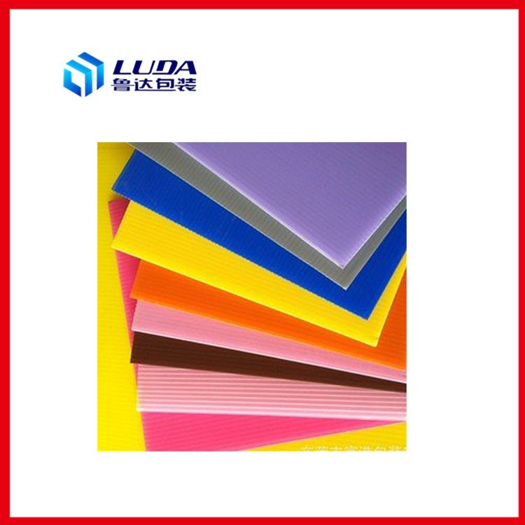 中空板材质与应用