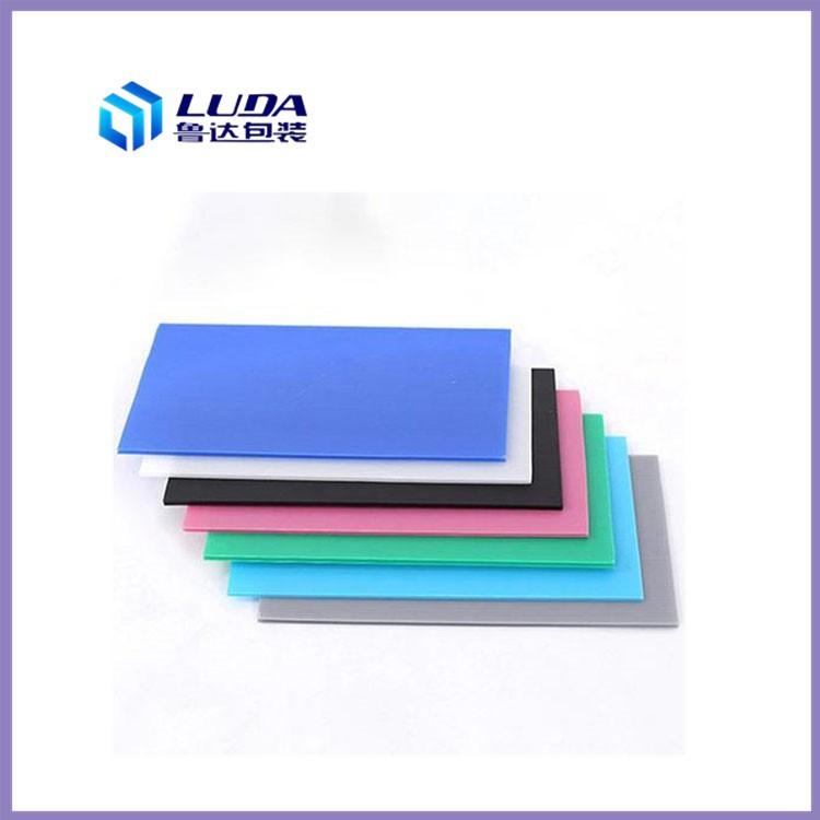 .组件式中空板周转箱结构设计