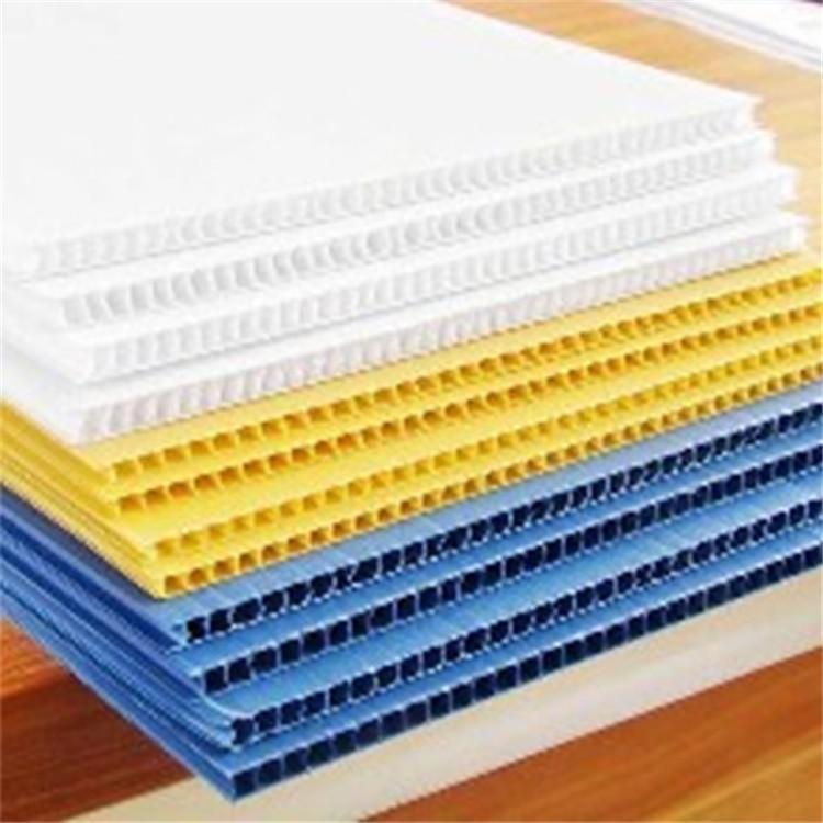 怎样快速分辨塑料中空板质量的好坏