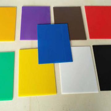 环保pp塑料中空板隔板 彩色万通板2-7mm厂家定制