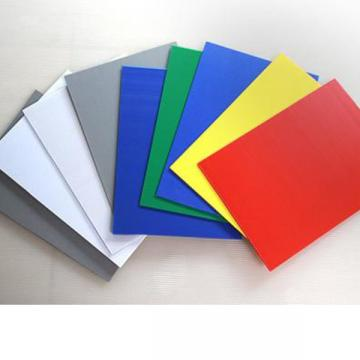 厂家直销各种规格颜色S型加强型中空板 尺寸大小 厚度可定制