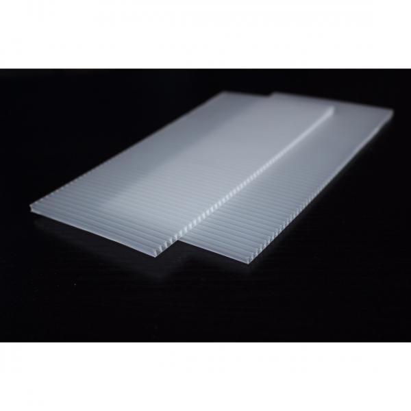 防静电多功能中空板5mm蓝黑瓦楞耐磨印刷logo万通板