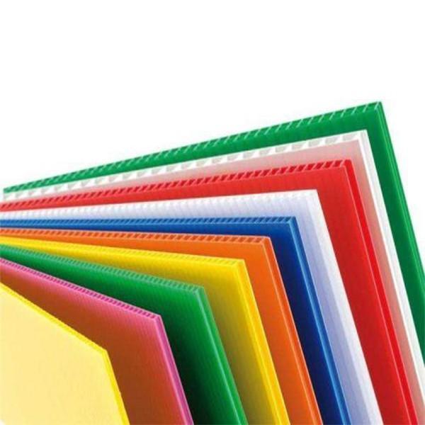 佛山中空板生产厂家 中空板塑料厂家 塑料中空板刀卡厂家