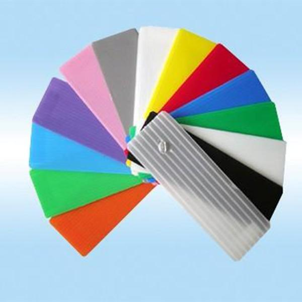 阳光板透明pc耐力板阳台中空空心实心采光板阳光房遮阳采光瓦雨棚 #4 image