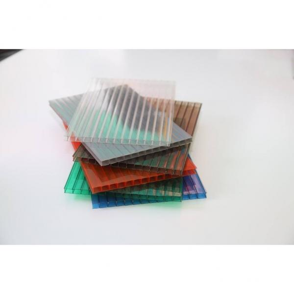 pp中空板 塑料板瓦楞板