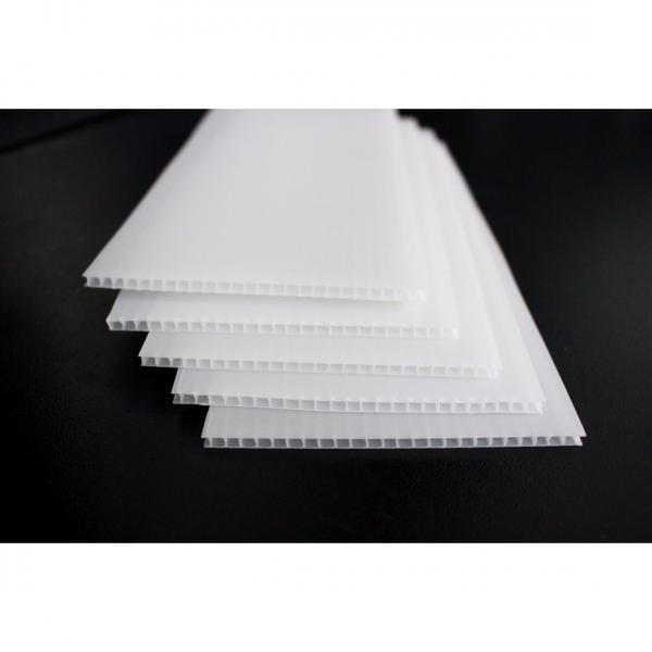 塑料环保彩色中空板 塑料PP瓦楞板 热压折叠中空板